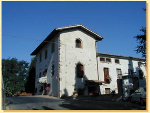 Hotel Vechio Asilo, Italia Foto: Hotellet
