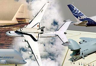 Hvilket er verdens største fly?