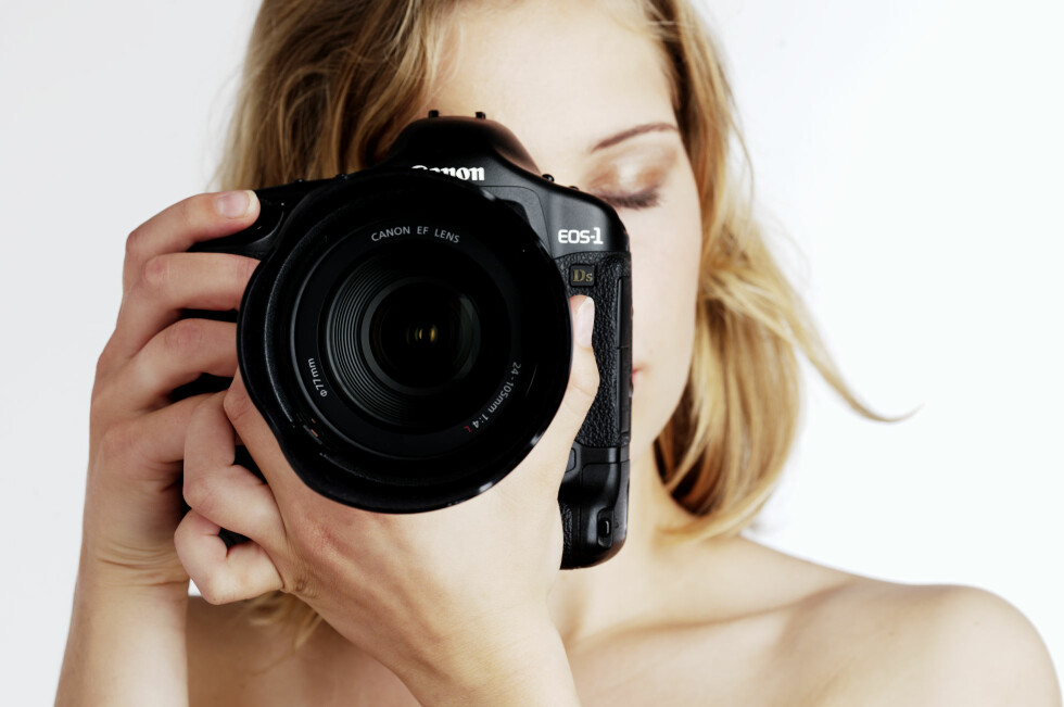 Lyst på nytt speilreflekskamera? Finn ut hva du trenger og hvilken pris du er villig til å betale. Foto: Colourbox.com