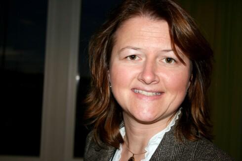 Ellen Dokk Holm er forbrukerøkonom i Postbanken. Foto: Kim Jansson