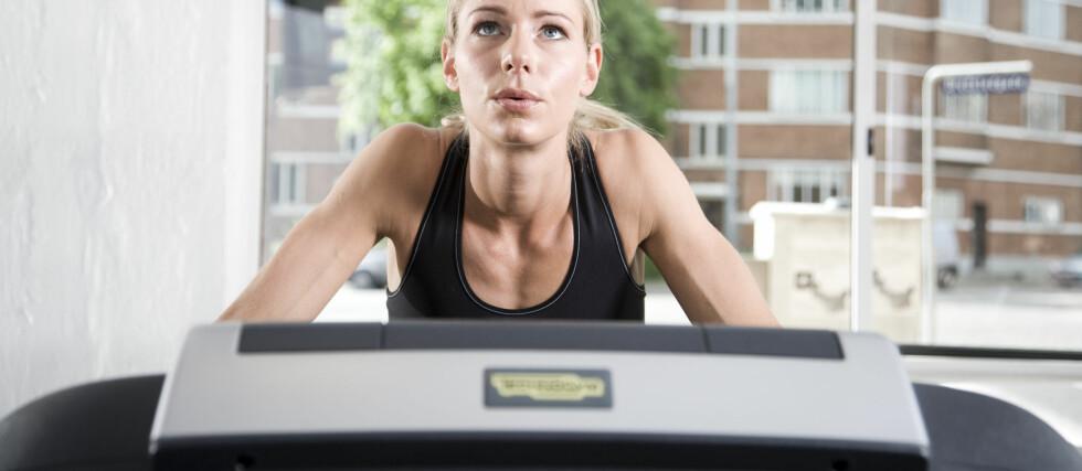 """<strong>VÆR REALISTISK:</strong> Er du utrent og ikke vant til å løpe, bør du glemme alt om å <a href=""""/521319/vi-jogger-som-aldri-for"""">løpe en maraton</a> etter få måneder med trening.  Foto: colourbox.com"""