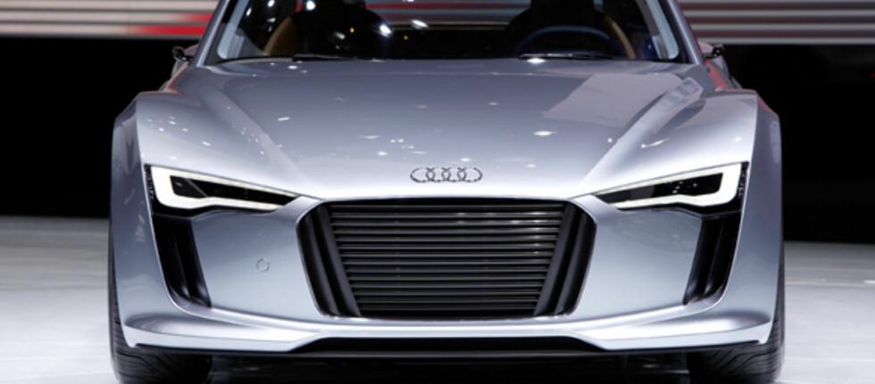 Elektrisk moro fra Audi