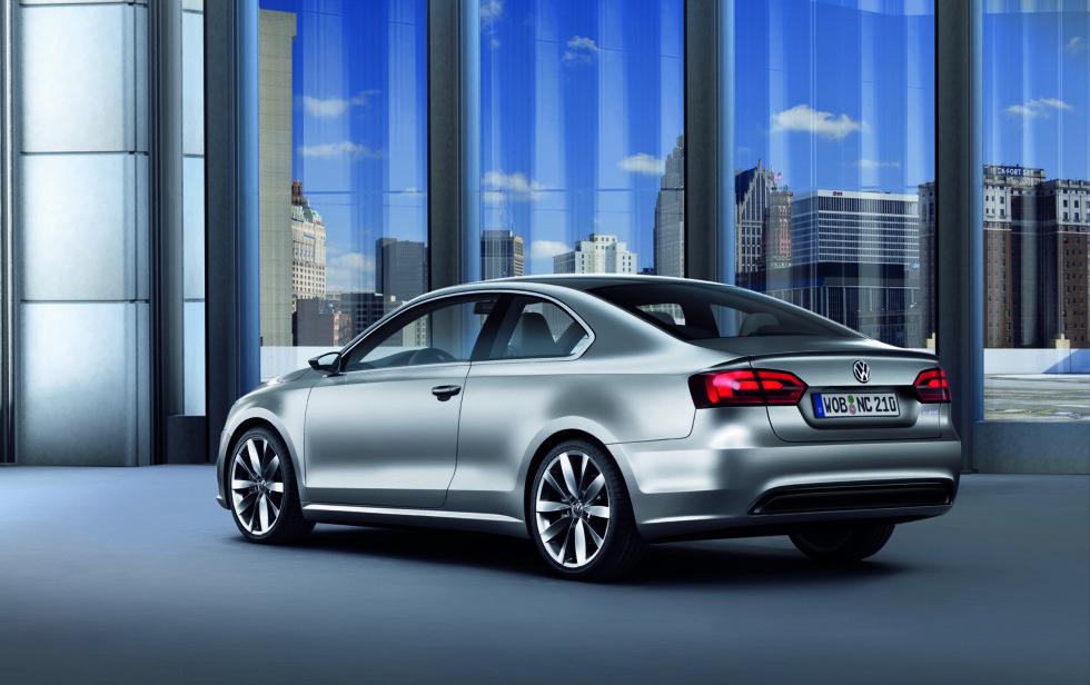 Nei, ikke Audi, men Volkswagen... Foto: Volkswagen