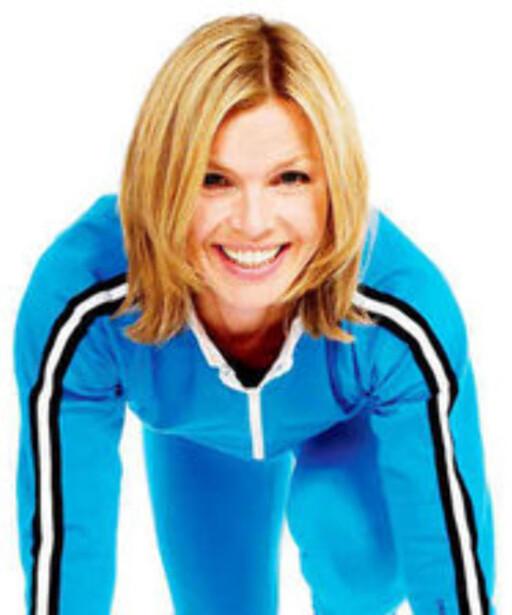 Jill Jahrmann er utdannet fysioterapeut, tidligere produktdirektør i SATS, og kjent - blant annet gjennom KK og Dagbladet - som en av Norges fremste treningseksperter. Foto: KK.no
