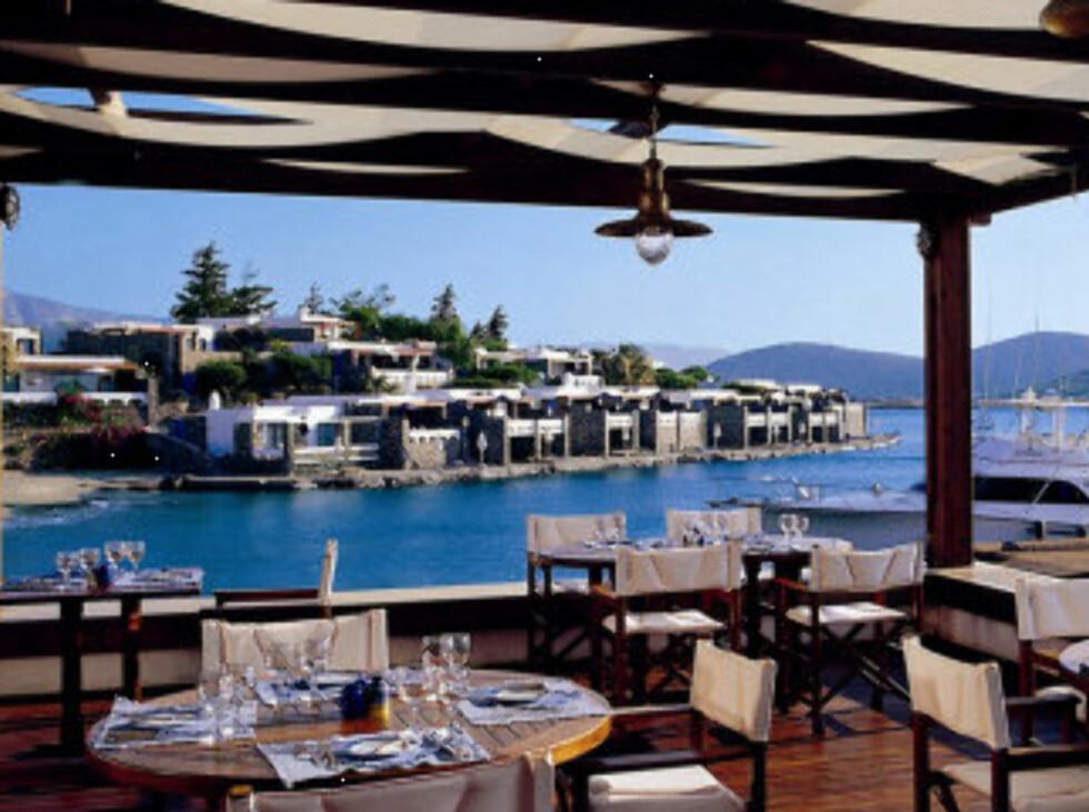 Elounda Beach, Kreta. Foto: Elounda Beach Hotel