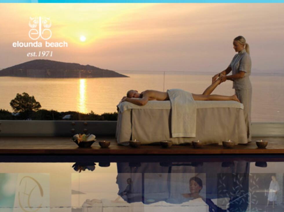 Elounda Beach, Kreta Foto: Elounda Beach Hotel