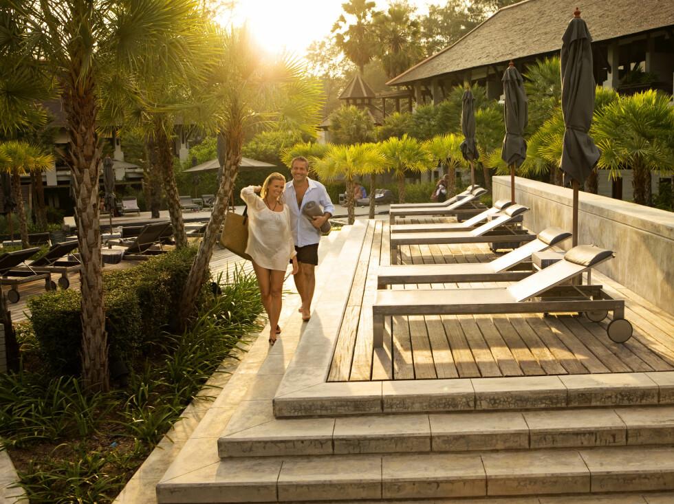 Luksus på chartertur? Ja, så absolutt mulig. Bilde fra Star Tours Indigo Pearl i Thailand. Foto: Bersa