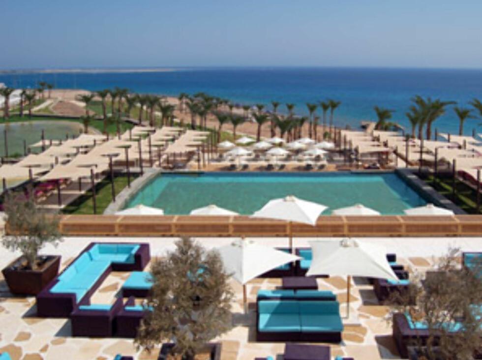 Le Meridien Dahab Resort, Egypt Foto: Apollo
