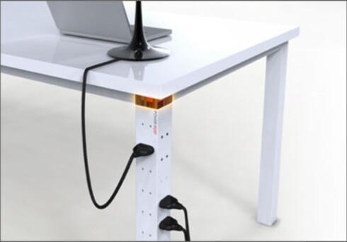 Det har vunnet designpris, men foreløpig er PowerPOST ikke å få kjøpt. Foto: Red dot design award