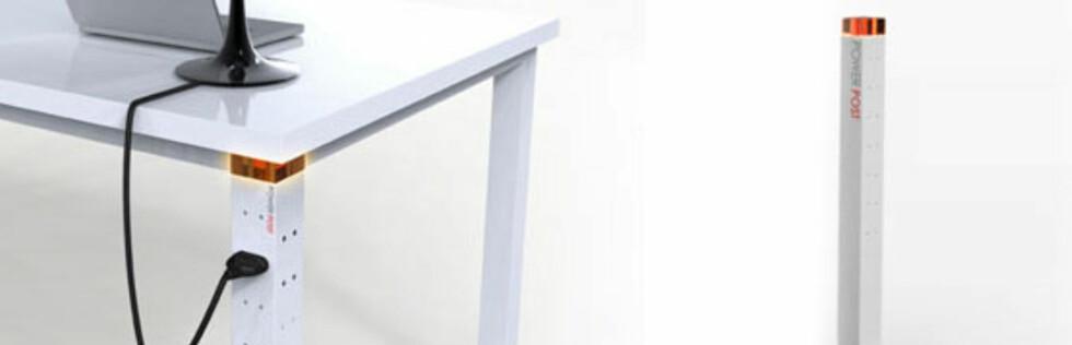 Bordbeinet som gjør mer enn bare å stå der. Foto: Red dot design award