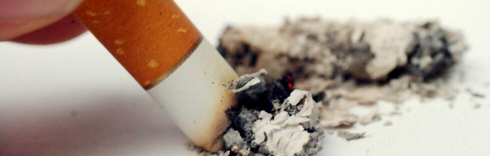De positive effektene av røykekutt melder seg raskt. Foto: COLOURBOX