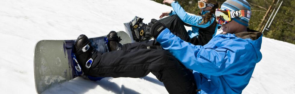 Selv om Breckenridge gjør besittelse av hasj lovlig, er det ikke lov å kjøre i bakkene i påvirket tilstand. Illustrasjonsfoto. Foto: Colourbox