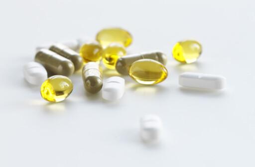 Nye studier viser at multivitaminer kanskje kan gjøre mer skade enn nytte. Foto: colourbox.com