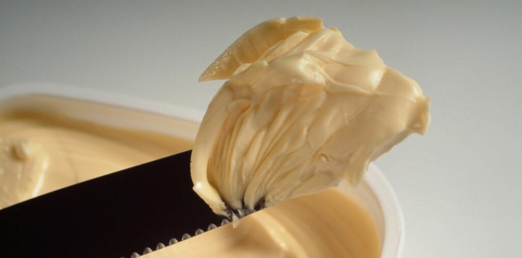 Trodde du at margarin var sunt? Tro om igjen. Foto: colourbox.com