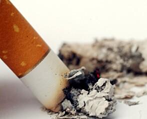 Ikke stump røyken alene