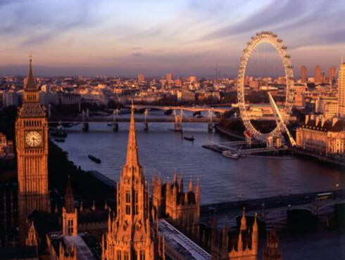 Tenkt deg på storbyferie en av langhelgene? Da bør du planlegge i god tid. Foto: britainonview/ McCormick-McAdam