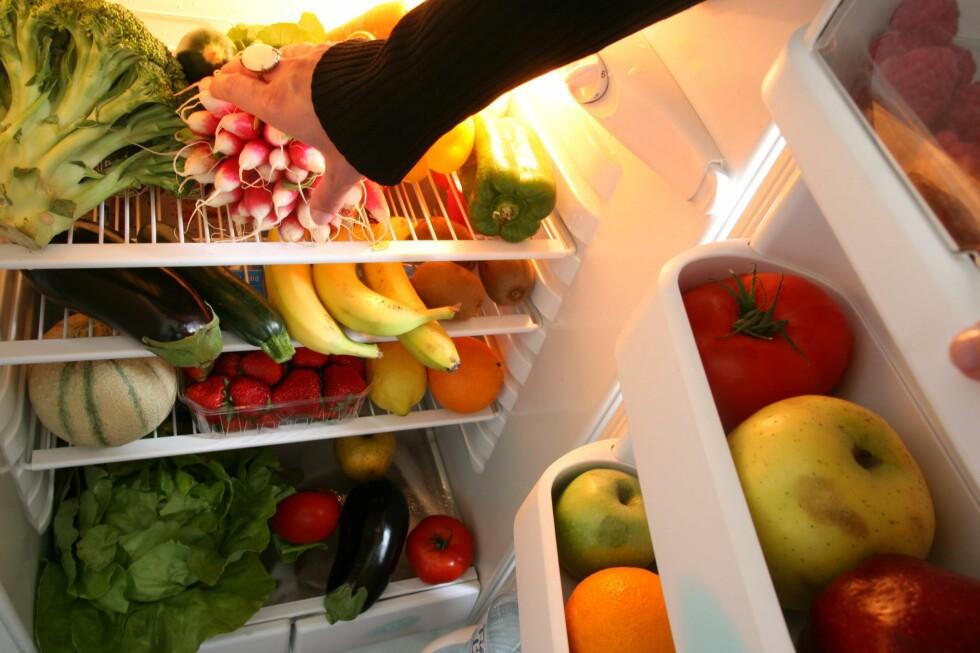 Spis sunt uten å bli blakk
