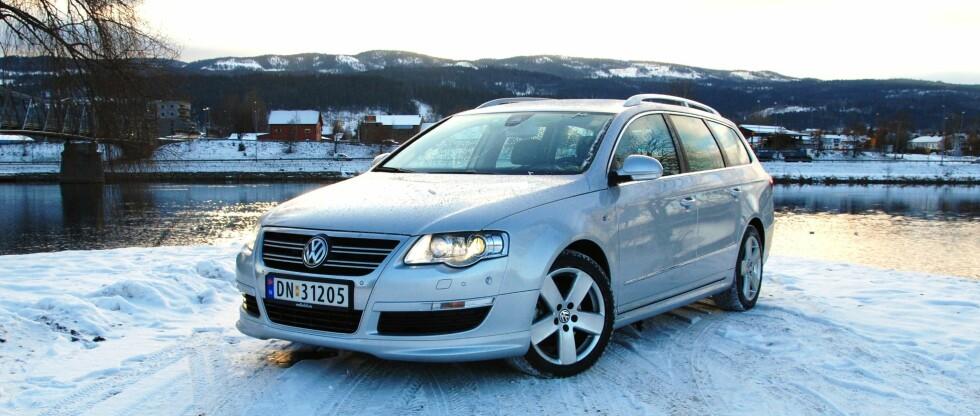 Test av VW Passat - norgesfavoritten
