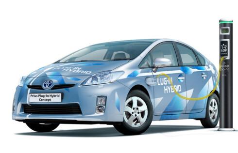 Toyota Prius har blitt selve miljøsymbolet i bilbransjen