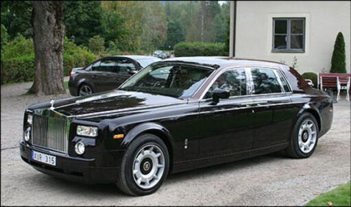 TIl og med Rolls-Royce jobber nå med en elbil, trolig basert på Phantom