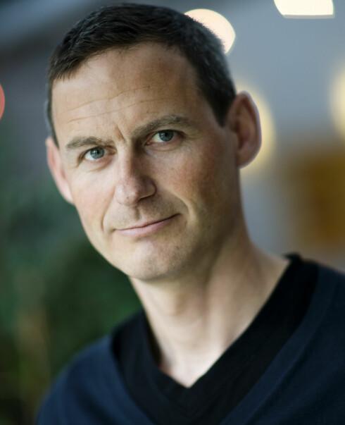 Jo Torkel Gjedrem er seksjonssjef hos Forbruker-ombudet. Foto: Forbrukerombudet