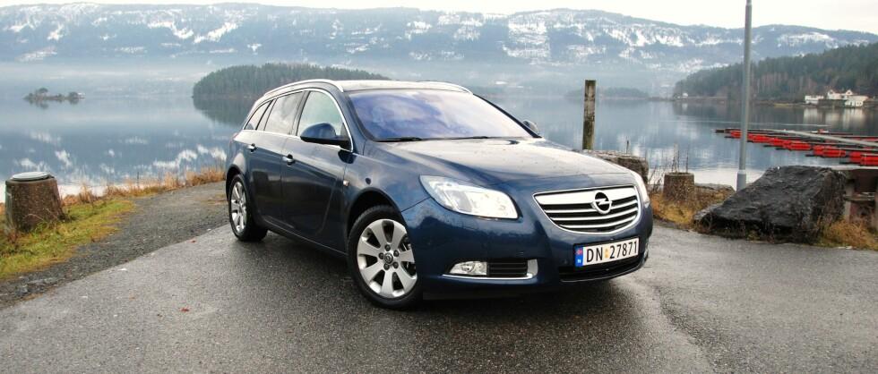 TEST: Stor familiebil fra Opel