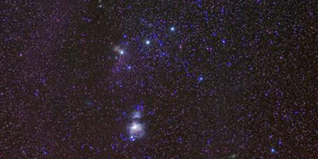 Hva kan du om stjernehimmelen?
