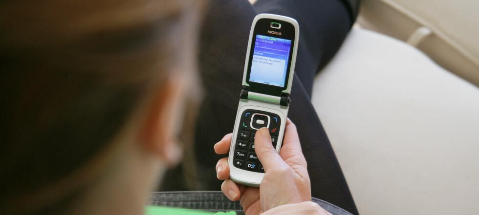 LEGG PÅ: Hvis noen ringer og tilbyr deg hjelp for noe du aldri har bedt om - legg på med en gang. Foto: Colourbox.com