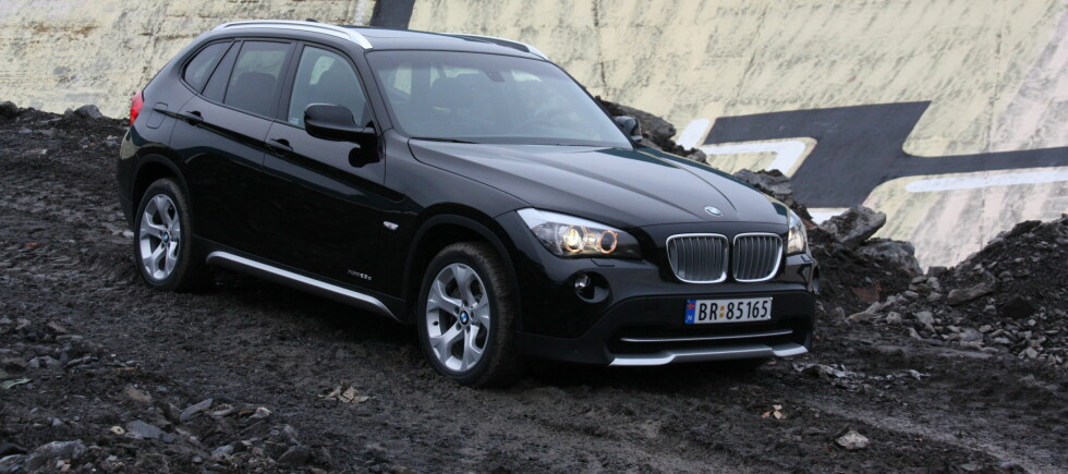 TEST: Mikroverstingen BMW X1