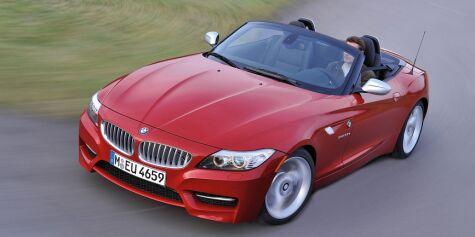 image: BMW Z4 finanskrise-M