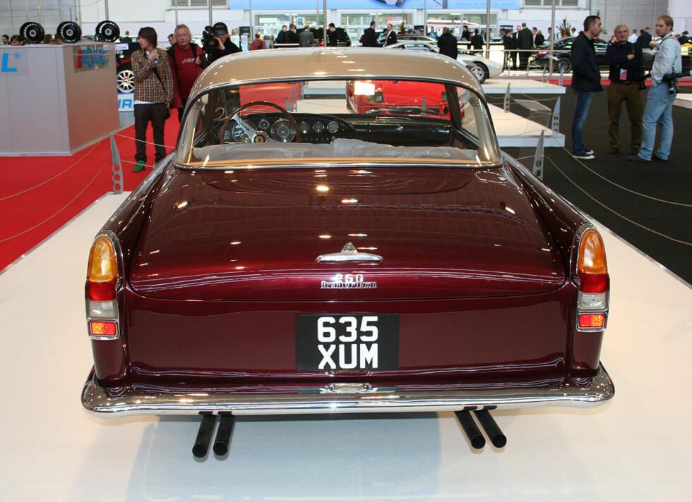 250 GT Boano Foto: Knut Moberg