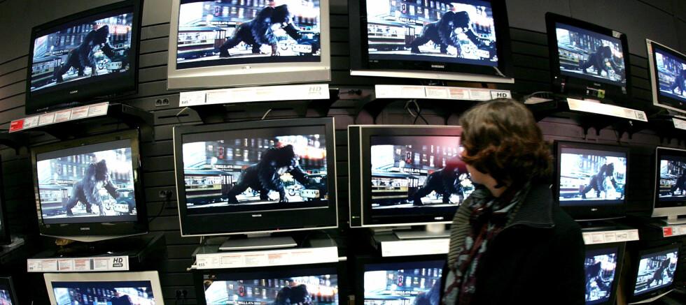 Det er ikke bare lett å finne sin favoritt i butikkhyllene ... den viktigste jobben gjør du før du  Foto: Colourbox.com