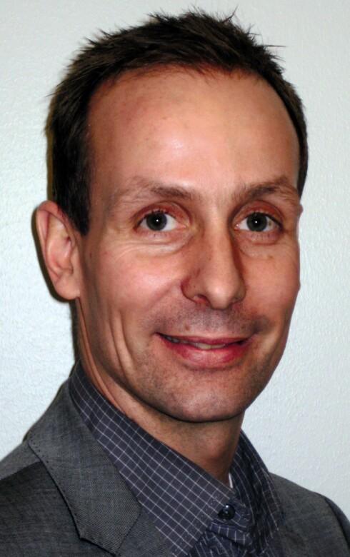 Kenneth Fredriksen i Leaf synes det er leit om lakrispipene hans forsvinner fra norske kiosker.