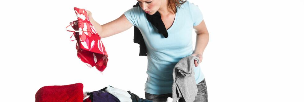 Å pakke for en langtur er en utfordring. Her er tips til ting du bør få med deg. Foto: Colourbox