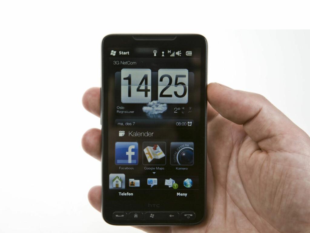image: TEST: HTC HD2