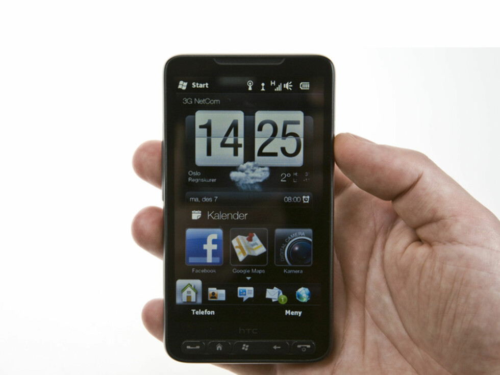 TEST: HTC HD2