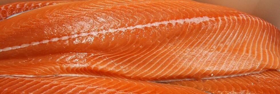 OMEGA 3: Fet fisk, som laks, sild og makrell, inneholder mye hjertegode omega 3-fettsyrer. Hvordan fisken tilberedes påvirker effekten av disse, ifølge ny studie.  Foto: colourbox.com