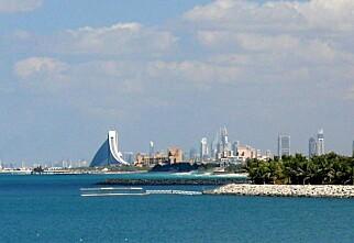 Nå er Dubai på salg