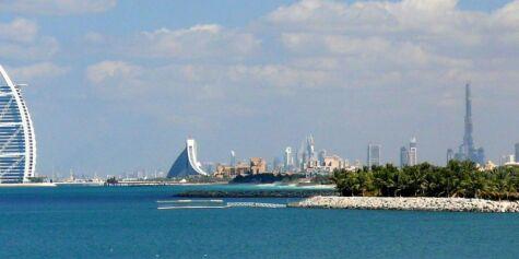 image: Nå er Dubai på salg