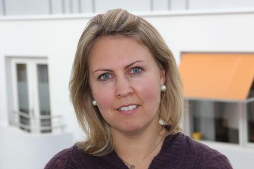 Tett igjen alle sprekker og hull, er rådet fra Linda Engen i Gjensidige forsikring.  Foto: Gjensidige