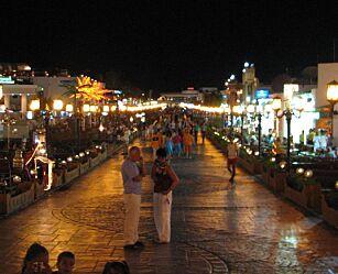 image: Ikke mye sjarm i Sharm el-Sheikh