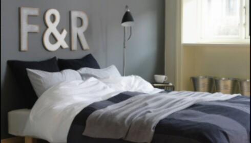 Bruker du to minutter til å riste puter og re opp sengen, er mye gjort... <i>Foto: Ifi</i>