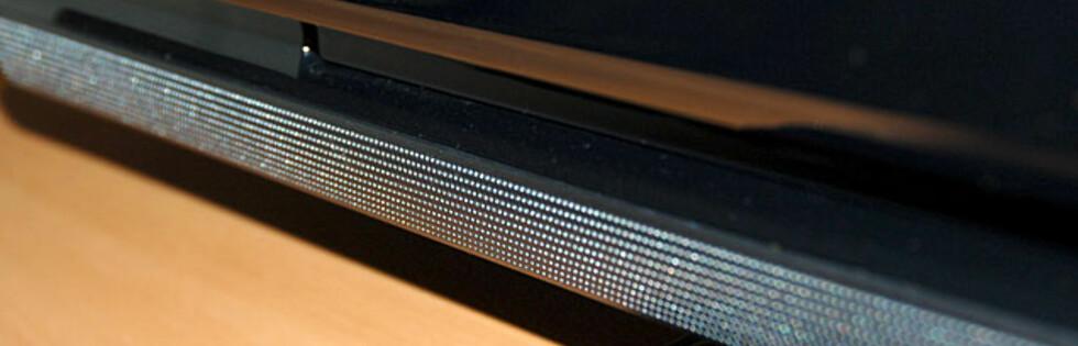 TV-høyttalere blir gjerne for smått Foto: Brynjulf Blix