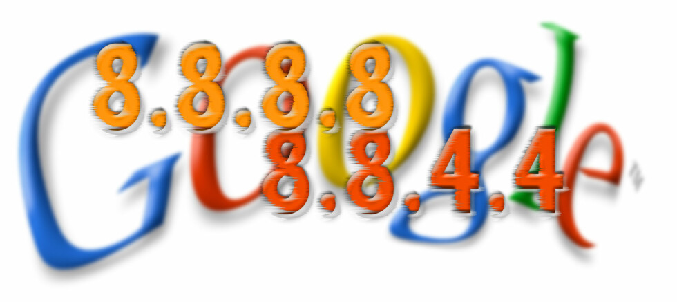 VRI-ÅTTER: Googles offentlige DNS-tjeneste skal gjøre nettforbindelsen din raskere.