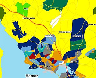 image: Dette kartet vet alt om deg