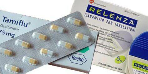 image: Hva er forskjellen på Tamiflu og Relenza?