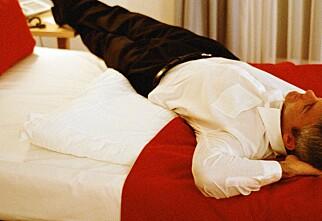 Hvor skittent er hotellrommet ditt?