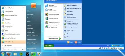 VMLite - alternativ virtuell XP