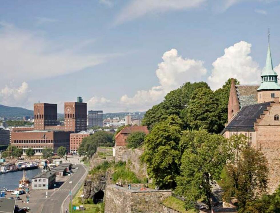 Oslo! Her er Rådhuset der det skal være. Foto: Hotels.com