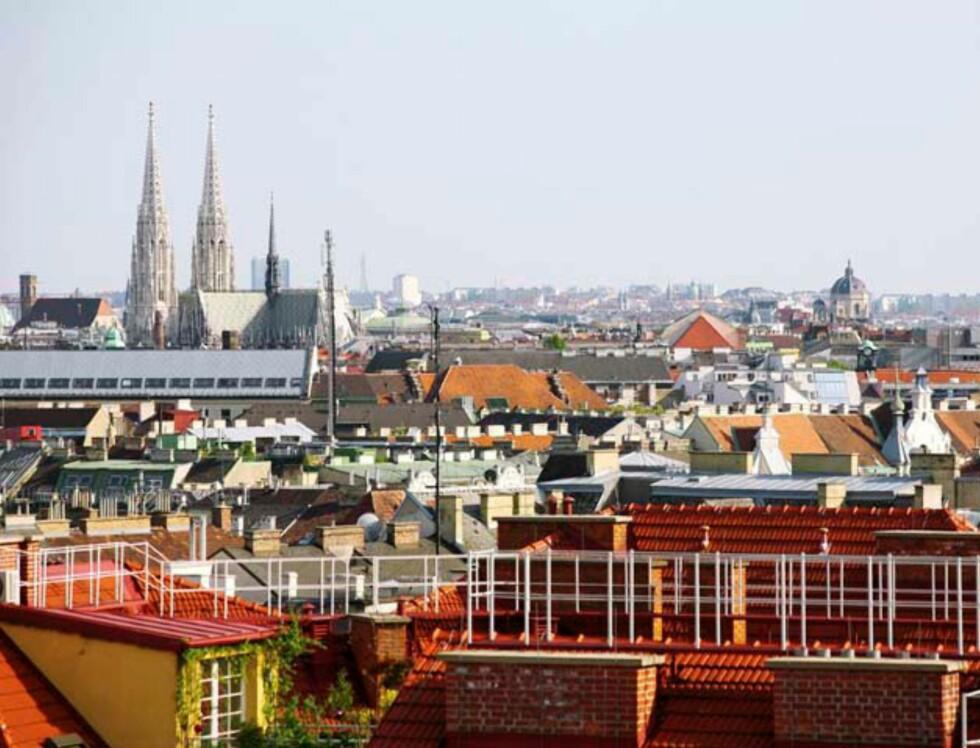 Vakker by dette, og ikke så langt unna Norge. Foto: Hotels.com
